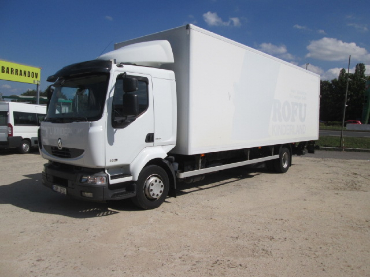 Renault  Midlum 12.220 Dxi