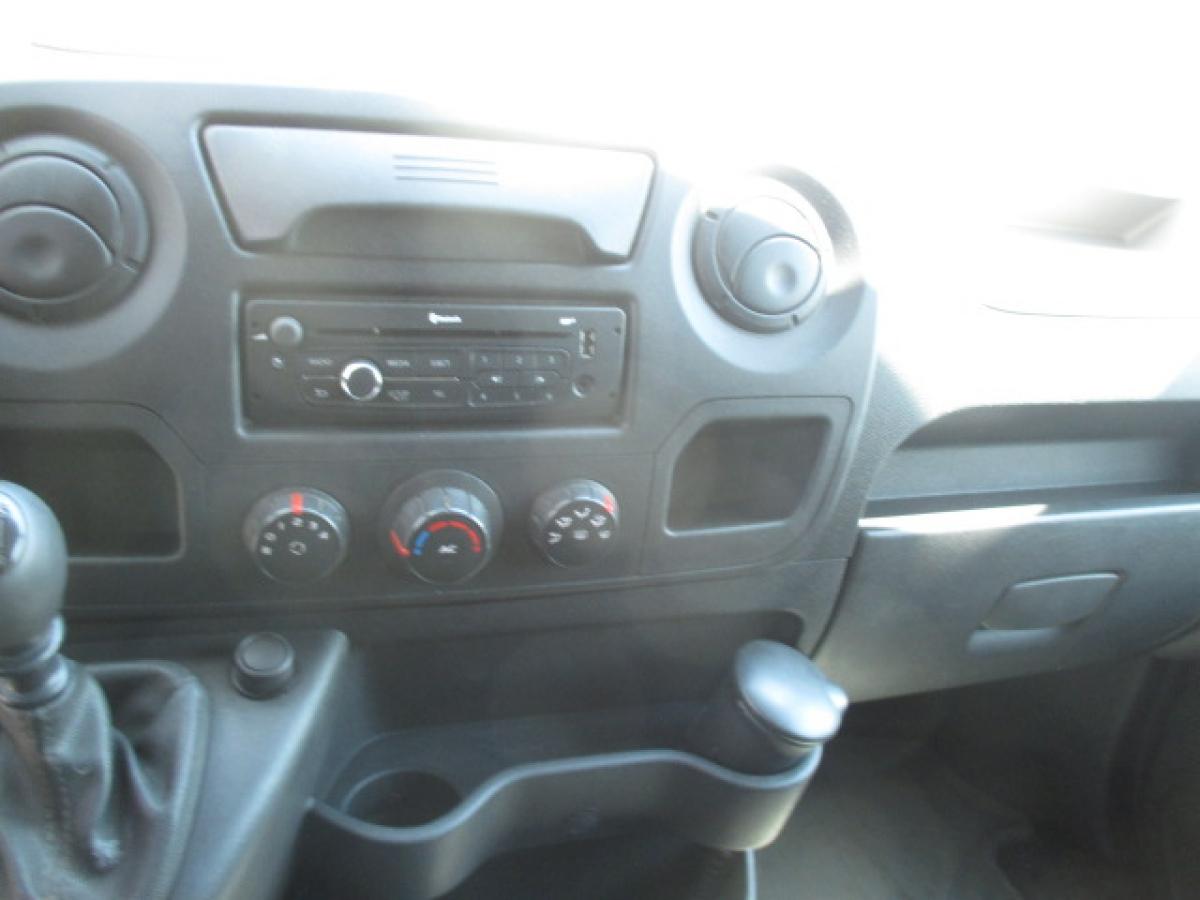 Renault  Master 125 dCi skříň hydr. čelo
