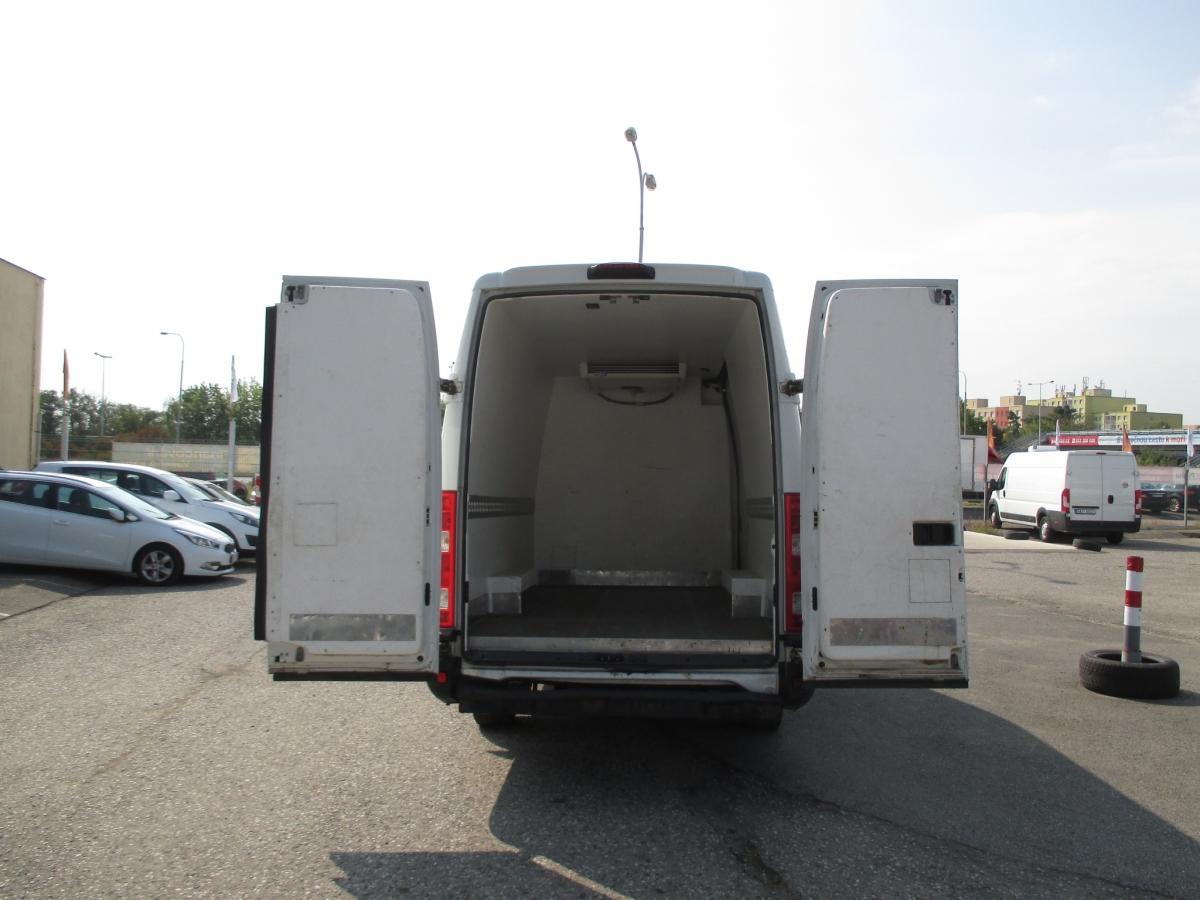 Iveco Daily 35S17V  Carrier Xarios 300 +el. zás.