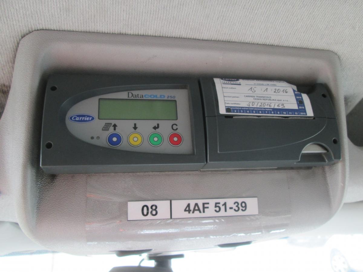 Iveco Daily 35S17V Carrier Xarios 300