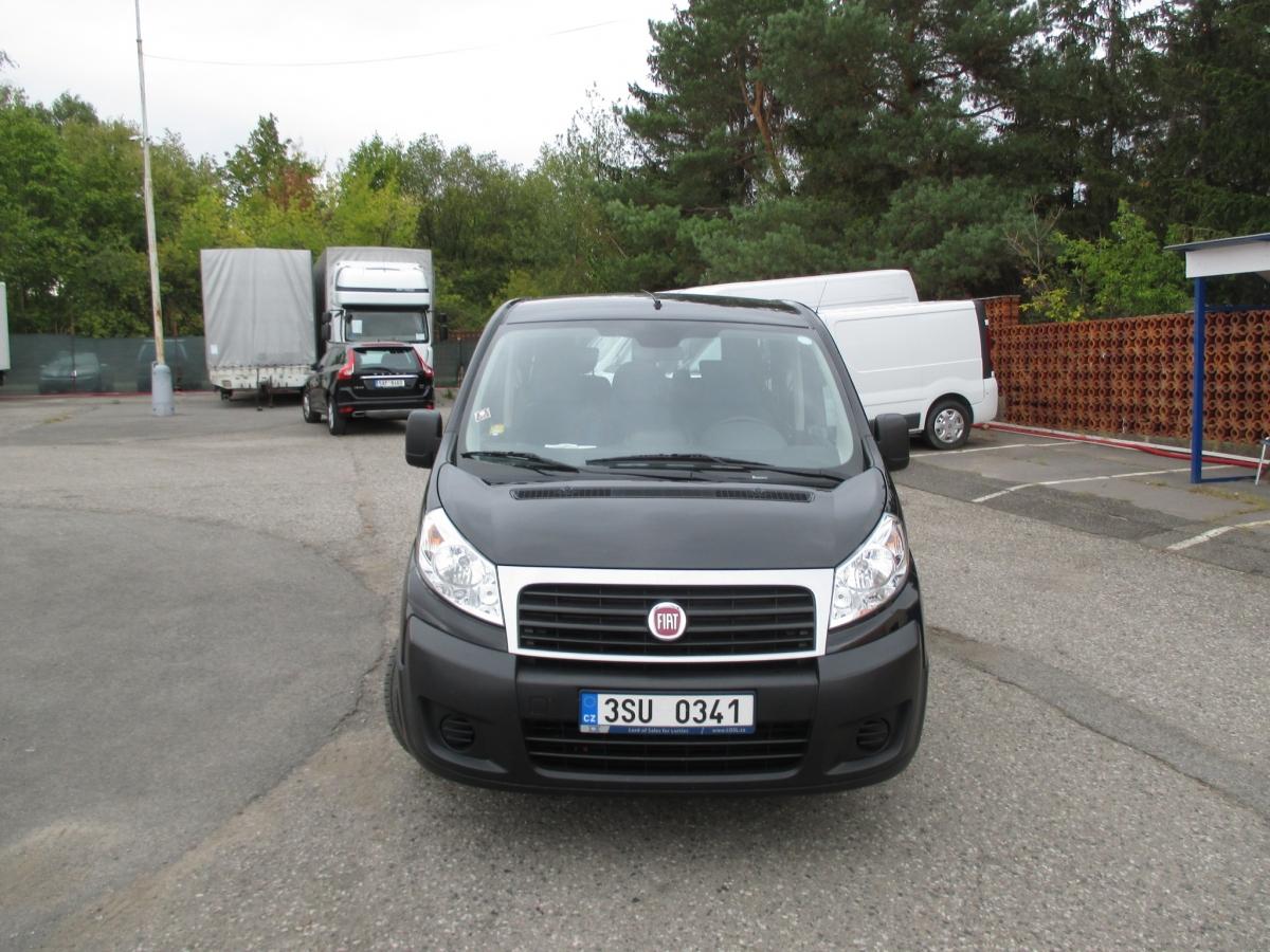 Fiat Scudo 9 míst