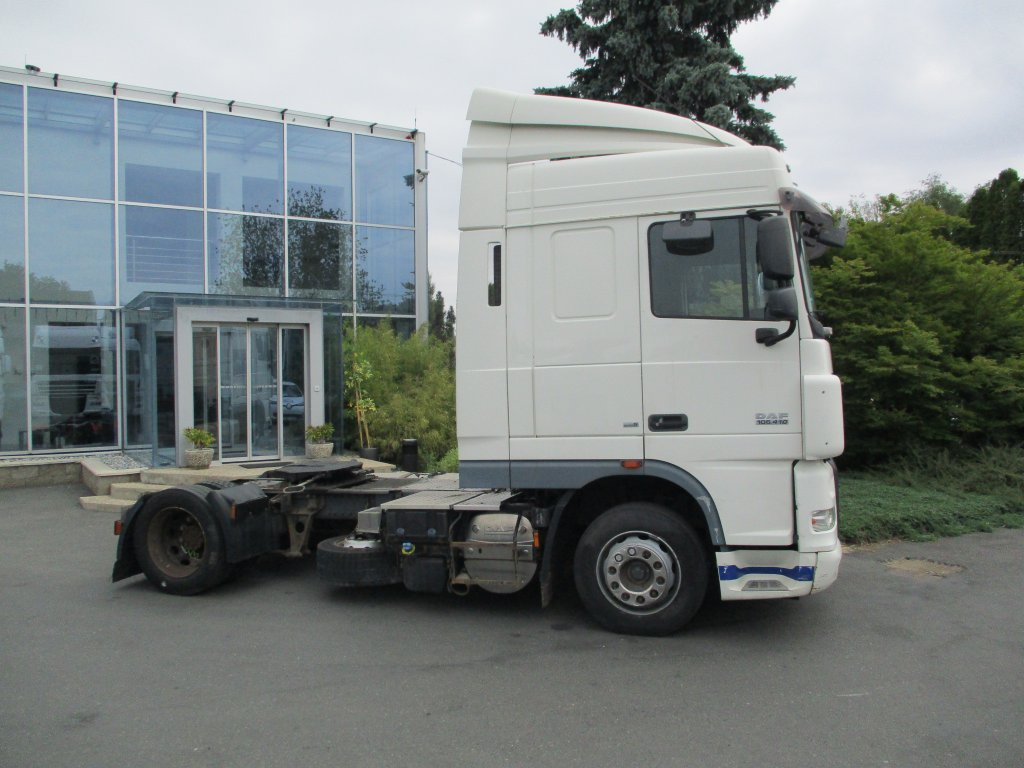 DAF  XF105.410 SC MEGA/lowdeck