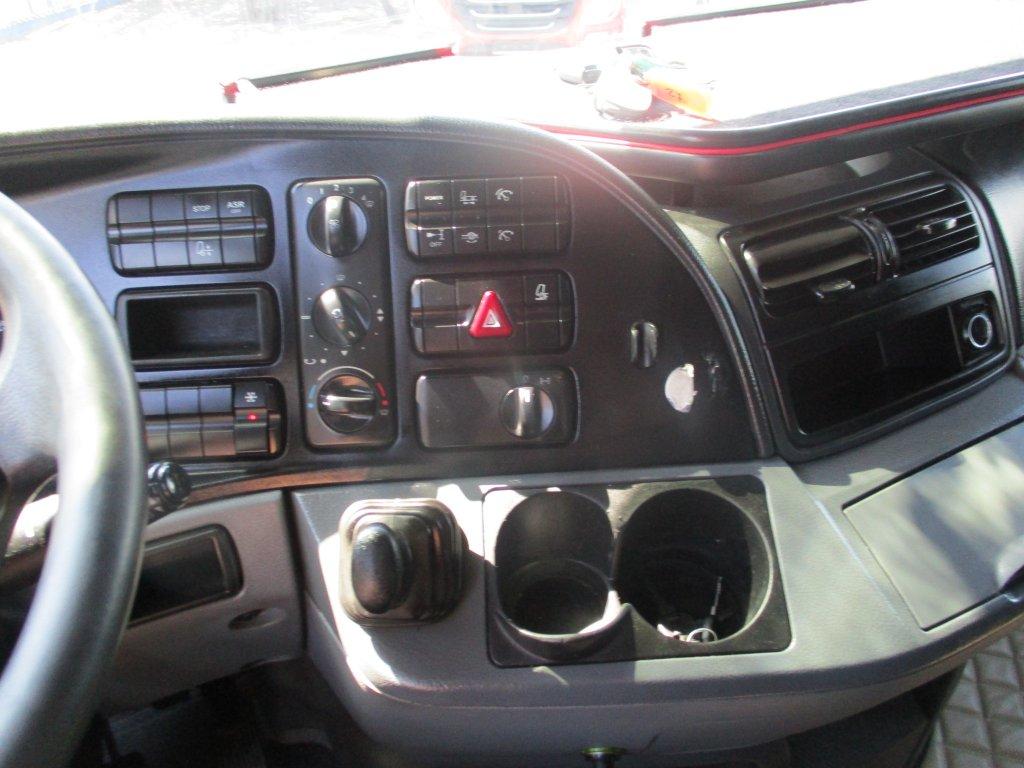 Mercedes-Benz  1844 Actros Euro 5