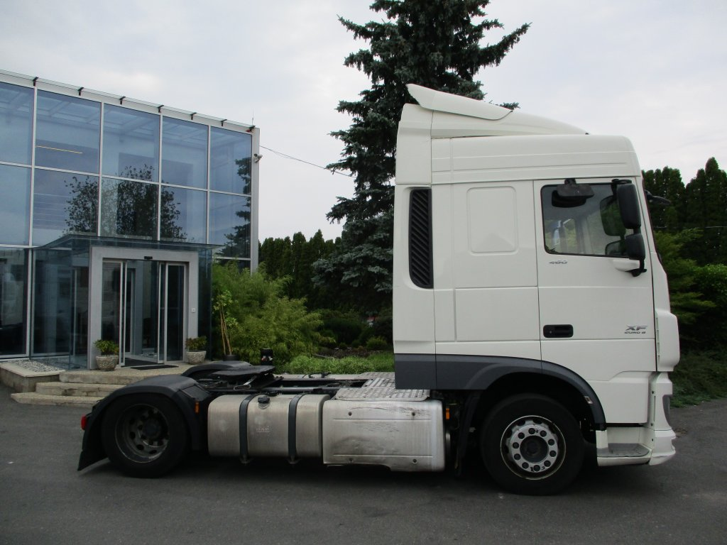 DAF  XF460 EURO 6 MEGA/lowdeck