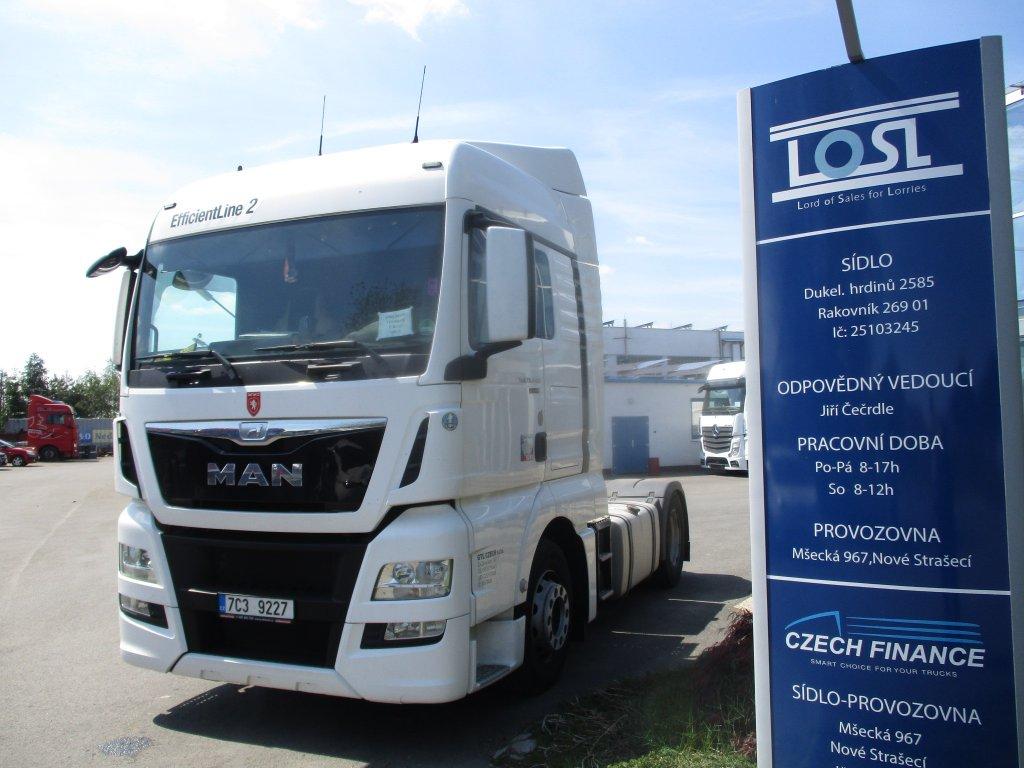 MAN  TGX18.440 EURO 6