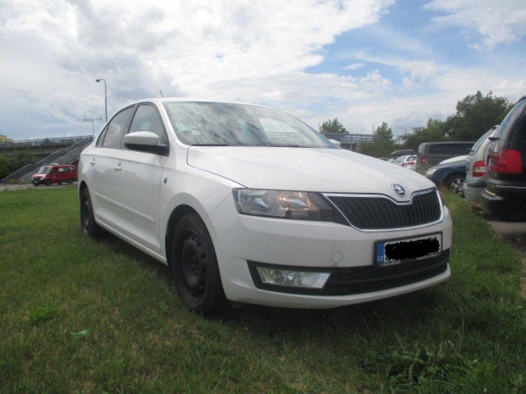 Škoda Rapid 1.6
