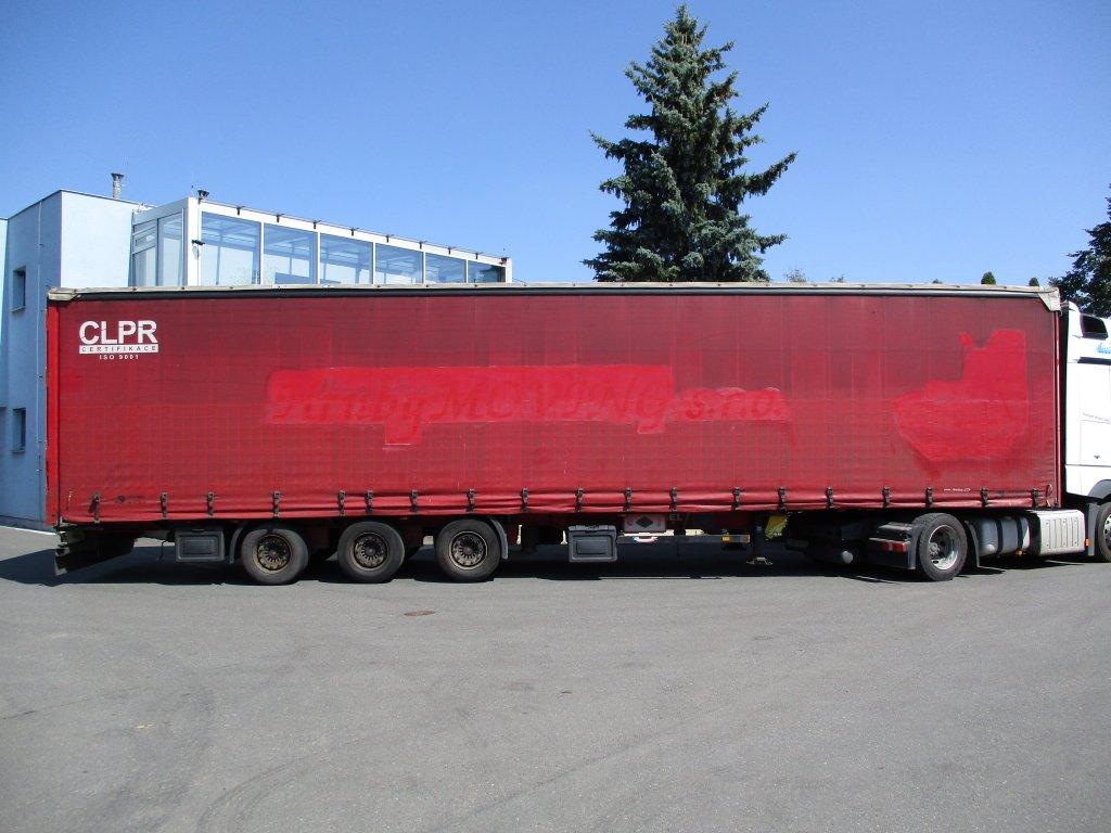 Kögel  SN24 MEGA/lowdeck