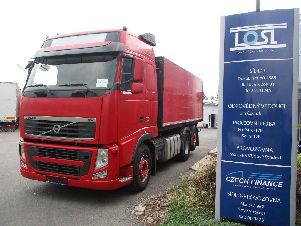 Volvo  FH13.500 6x2 EEV