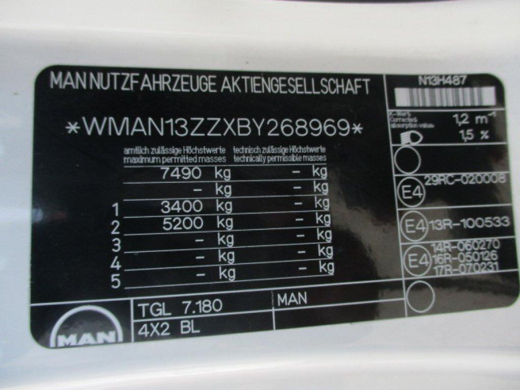 MAN  TGL 7.180