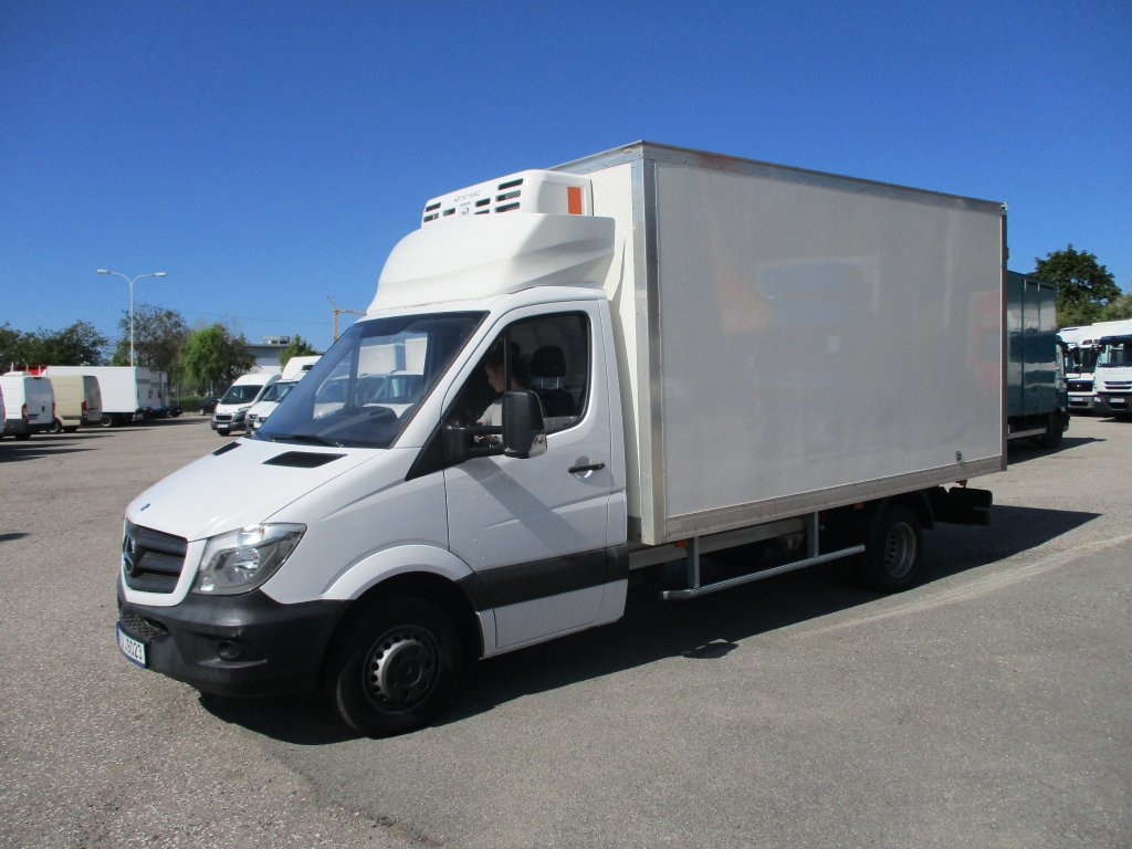 Mercedes-Benz Sprinter 513, CDi