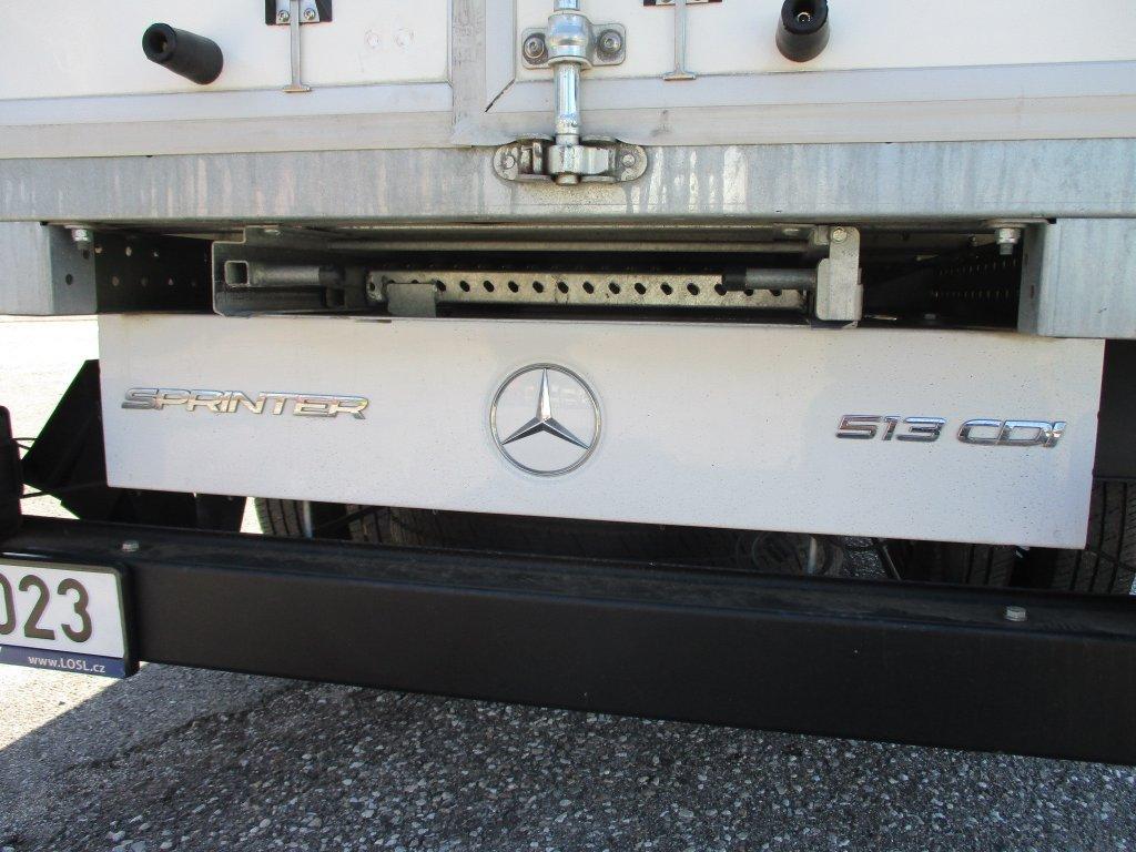 Mercedes-Benz Sprinter 513, CDi