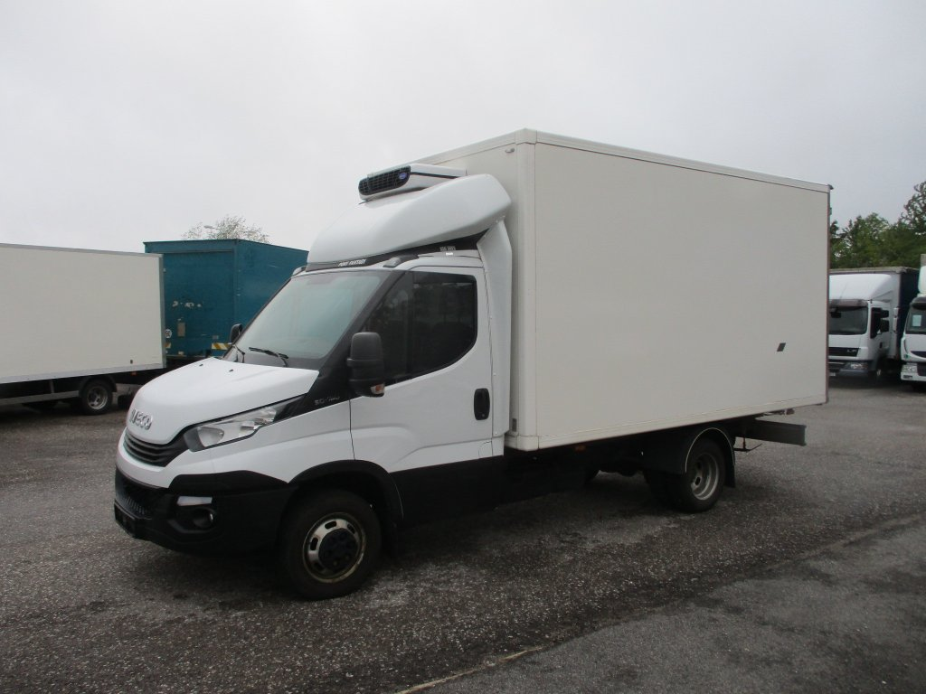 Iveco Mercedes-Benz Daily 50C18, 3.0