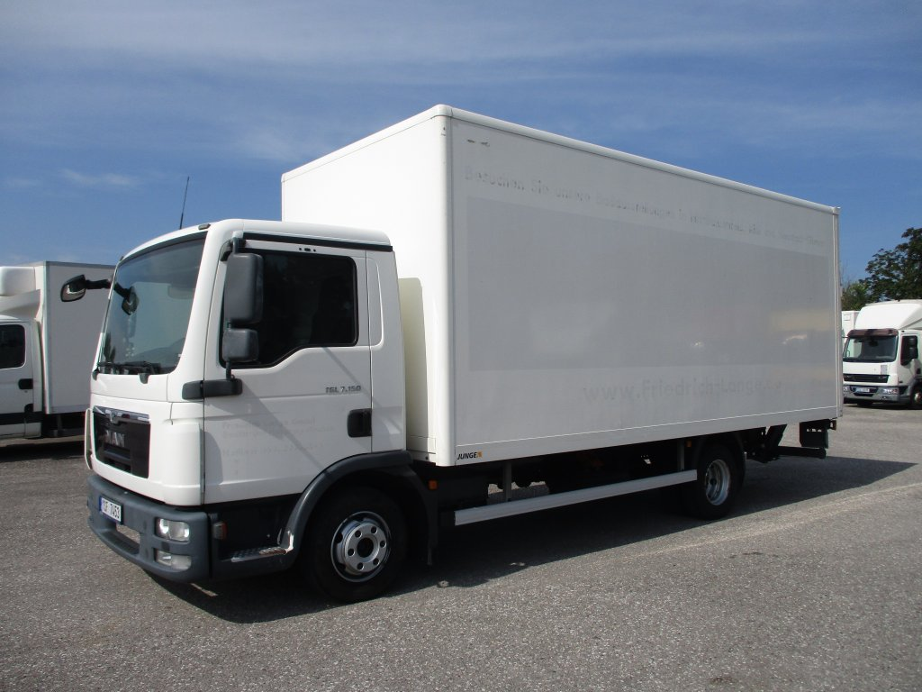 MAN Mercedes-Benz TGL 7.150