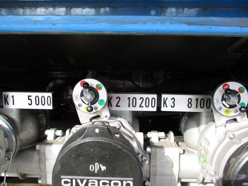 Schwarzmüller  TH 3E - ADR 23.300 ltr.