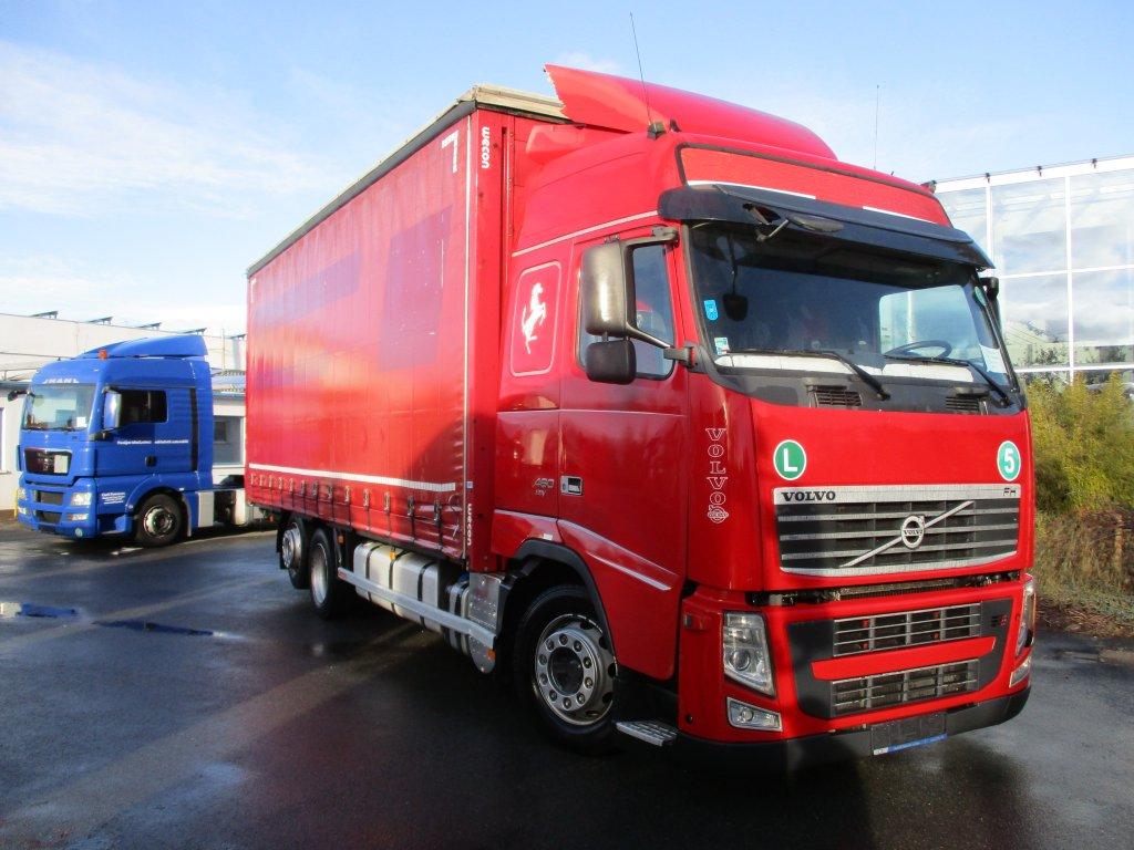 Volvo  FH13.460 EEV 6x2