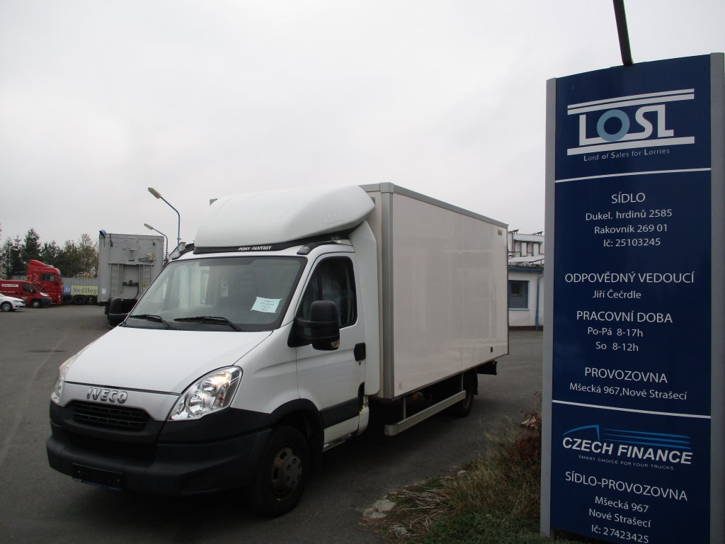 Iveco Daily 50C15 Daily 3.500kg 4,5m