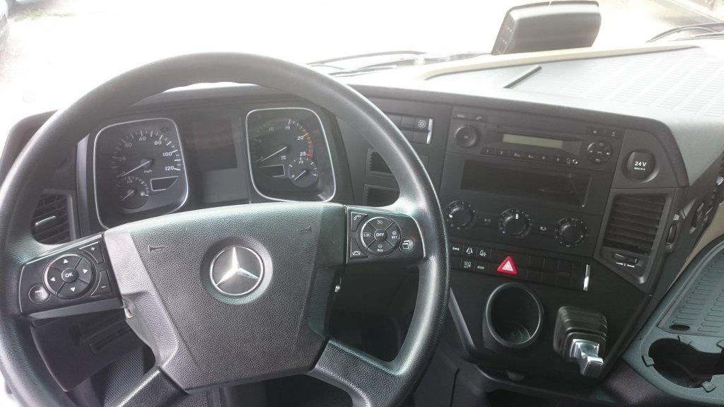 Mercedes-Benz  Actros 1845 EURO 6
