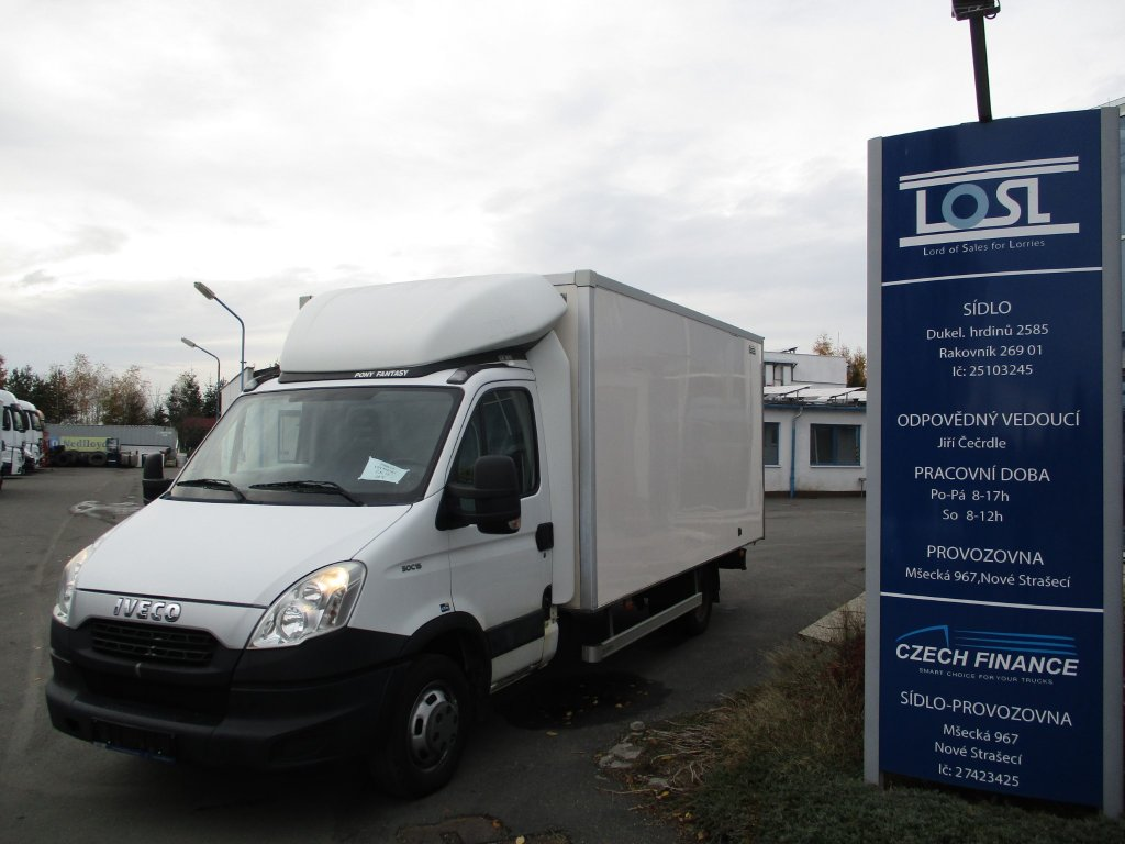 Iveco  50C15 Daily 3.500kg 4,5m