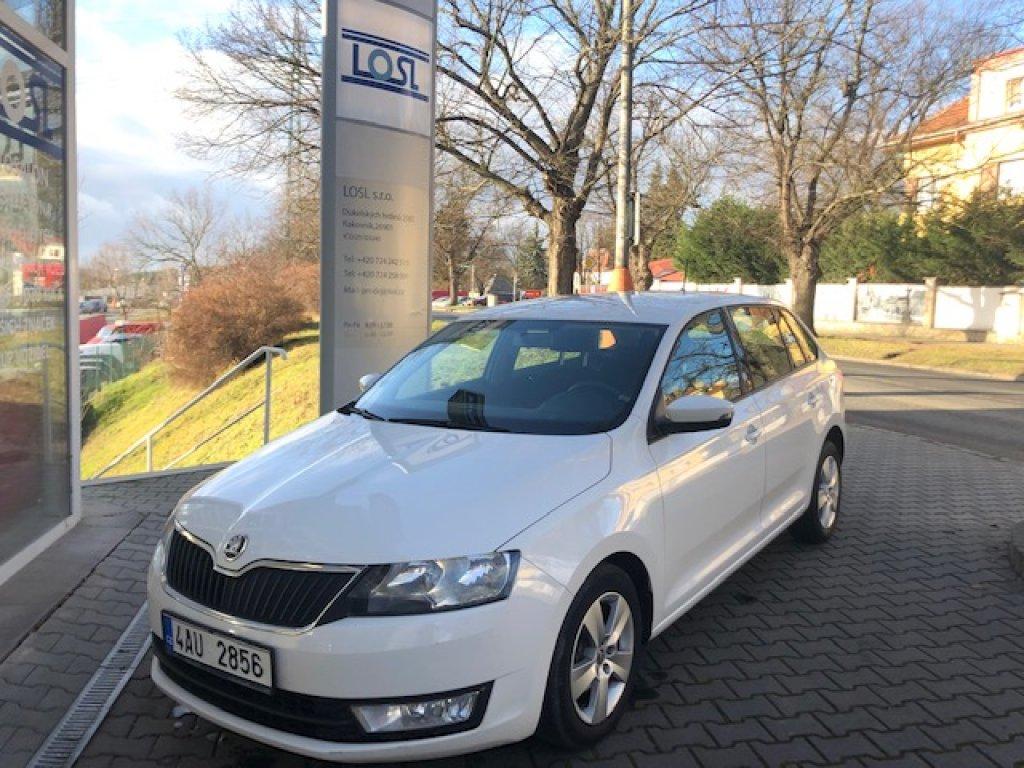 Škoda Rapid Škoda rapid Spaceback 1,4TDi