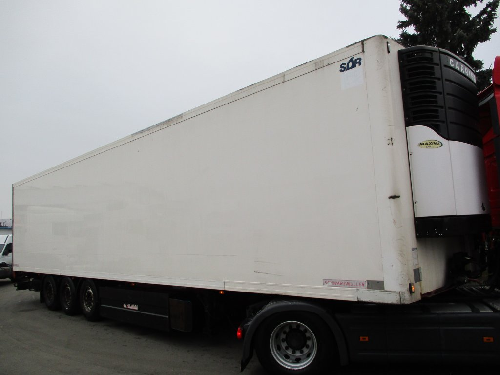 Schwarzmüller  KOS T 3/E Carrier Maxima 1300
