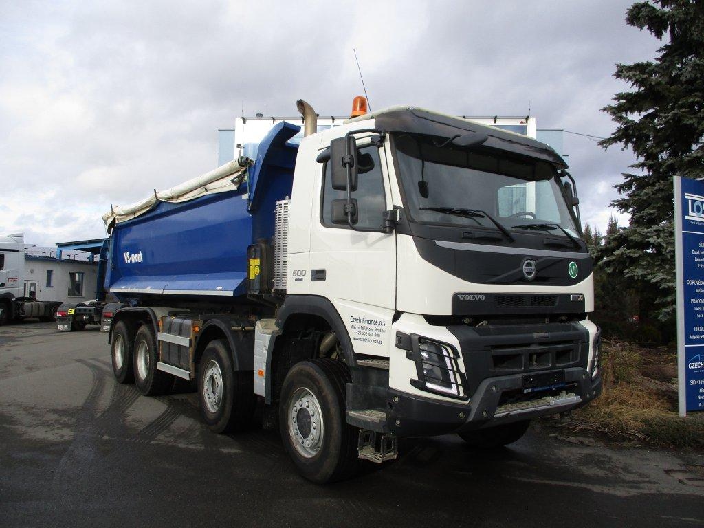 Volvo  FMX500 8x6 EURO 6