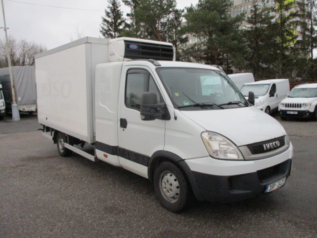 Iveco Daily 35S17 CARRIER Xarios 500