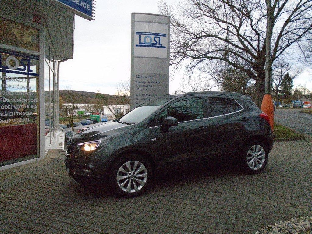 Opel Mokka Opel Mokka