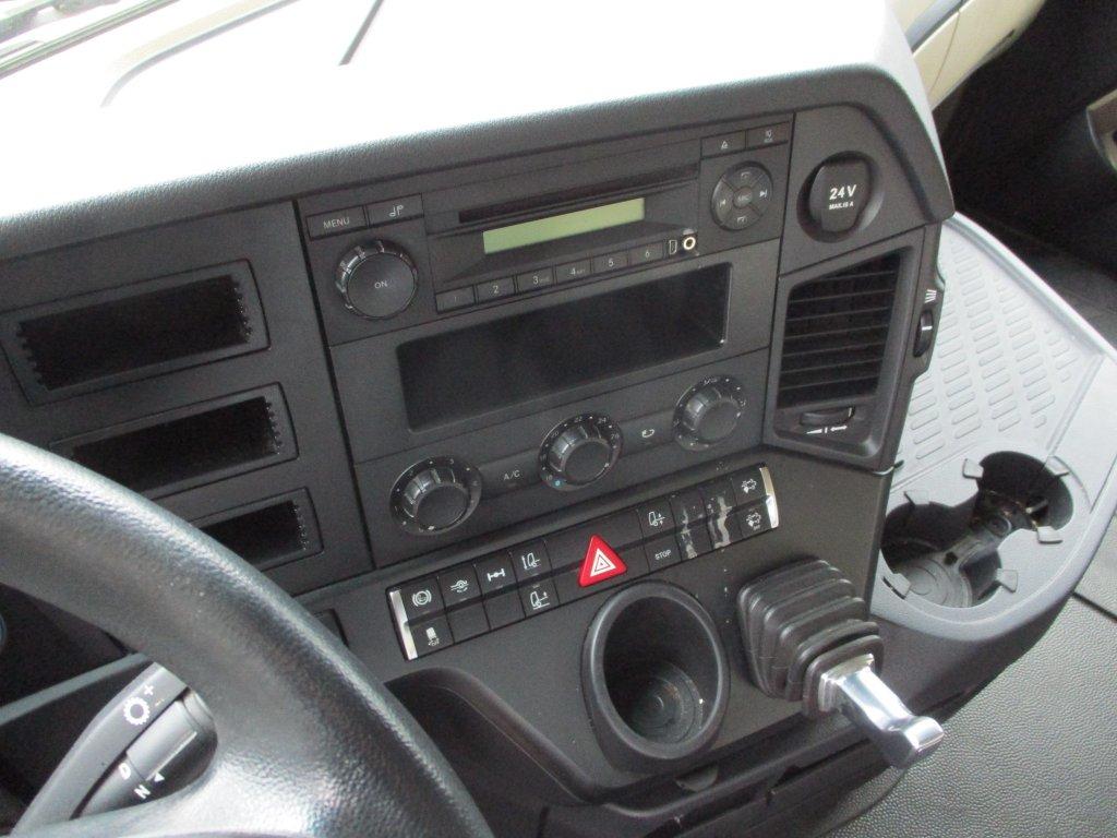 Mercedes-Benz  1843 Actros MEGA/lowdeck EURO 6