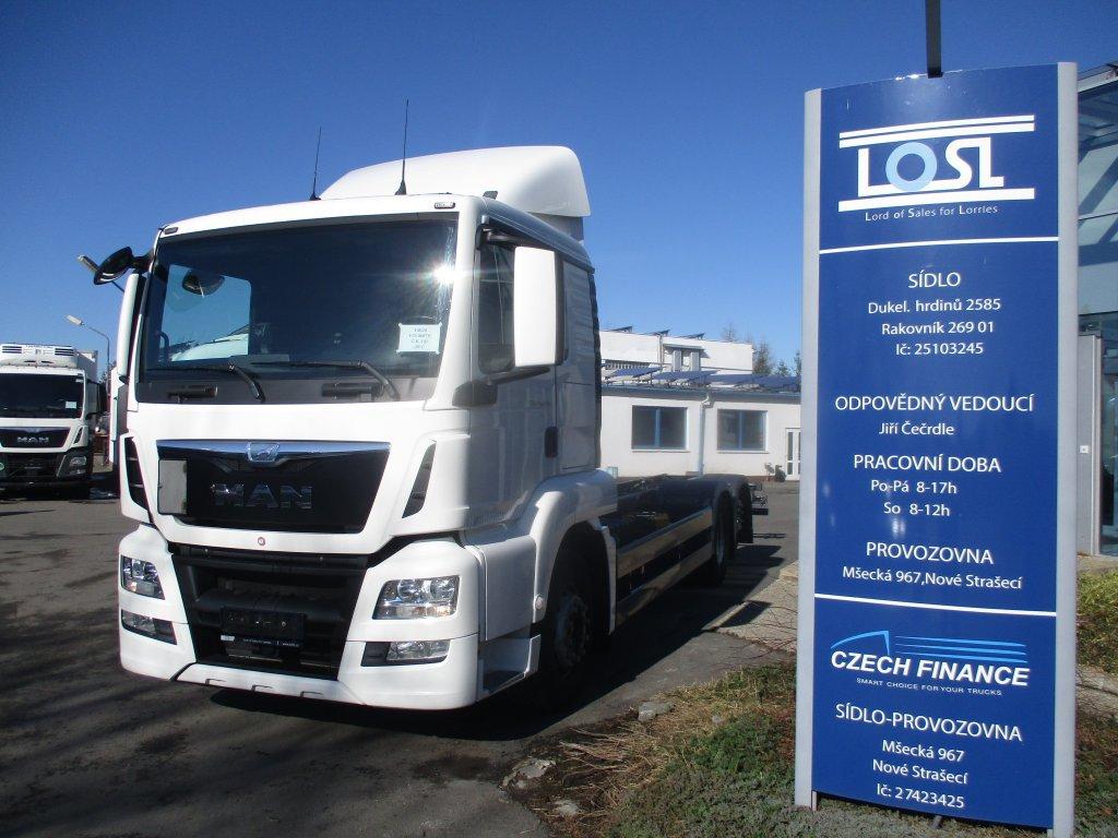 MAN  TGS26.440 6x2 EURO 6