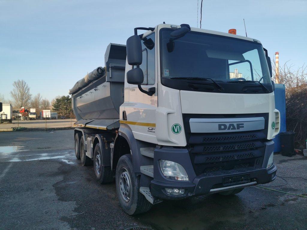 DAF  CF460 8x4 S1
