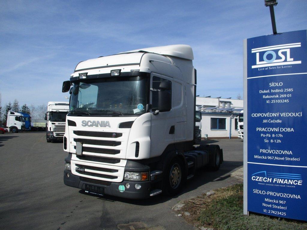 Scania  R440 EURO 5 MEGA/lowdeck
