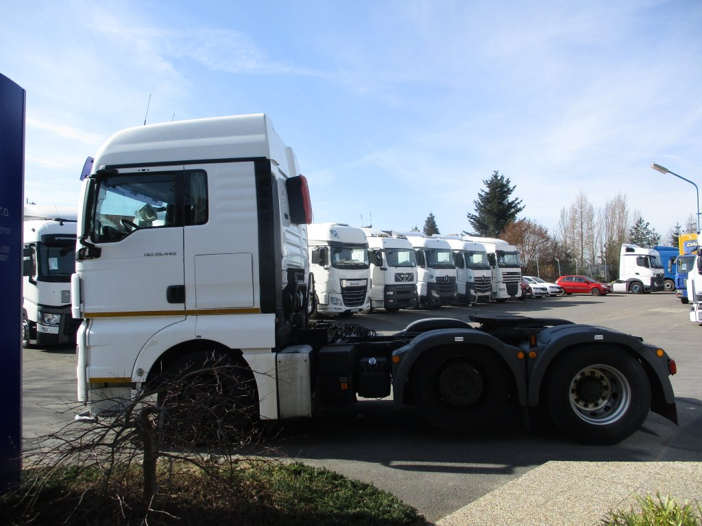 MAN  TGX26.440 6x2 EURO 5