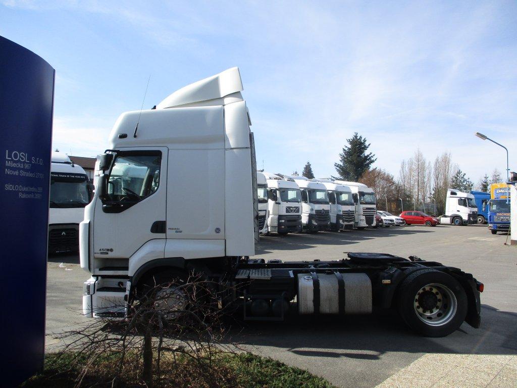 Renault  Premium 450DXi MEGA/lowdeck EURO 5