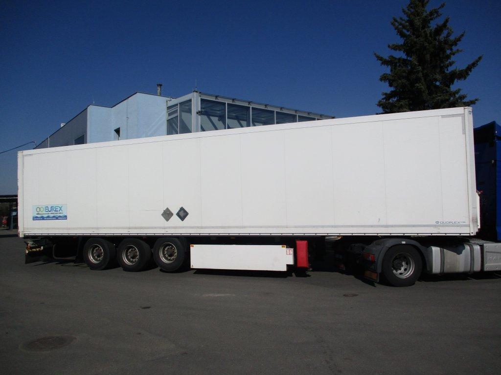 Krone  SD Dry Liner - ADR EX III.