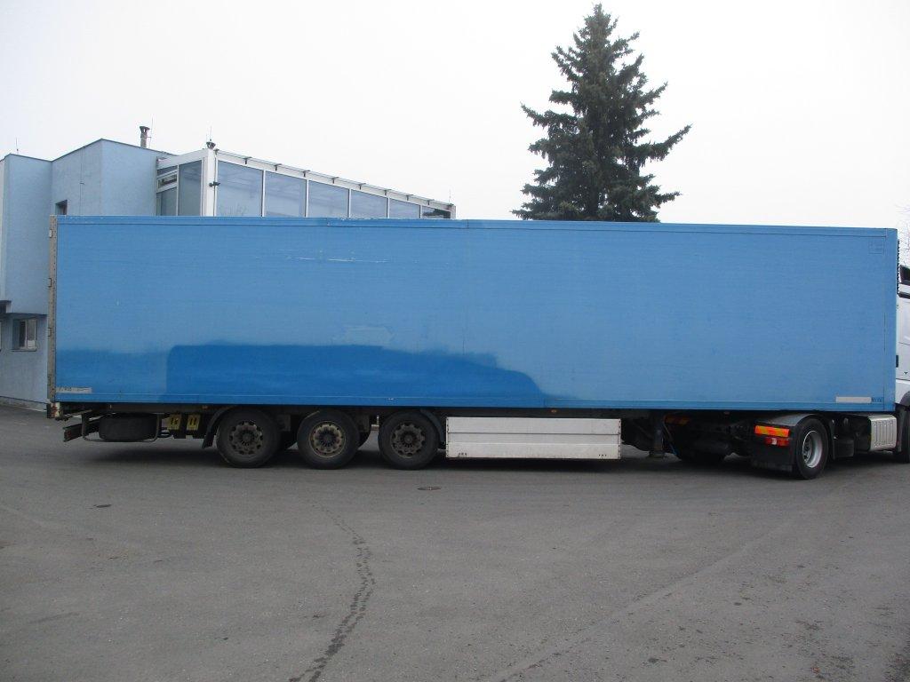 Schwarzmüller  KOS Carrier Maxima 1300