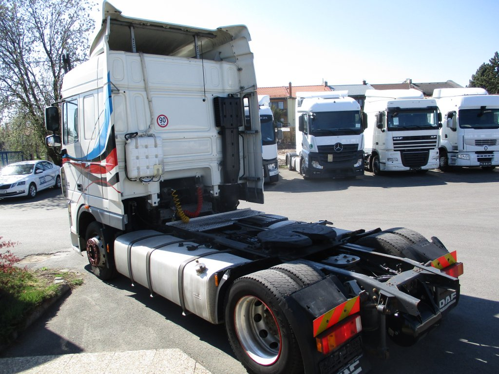 DAF  XF105.460 SC MEGA/lowdeck EURO 5