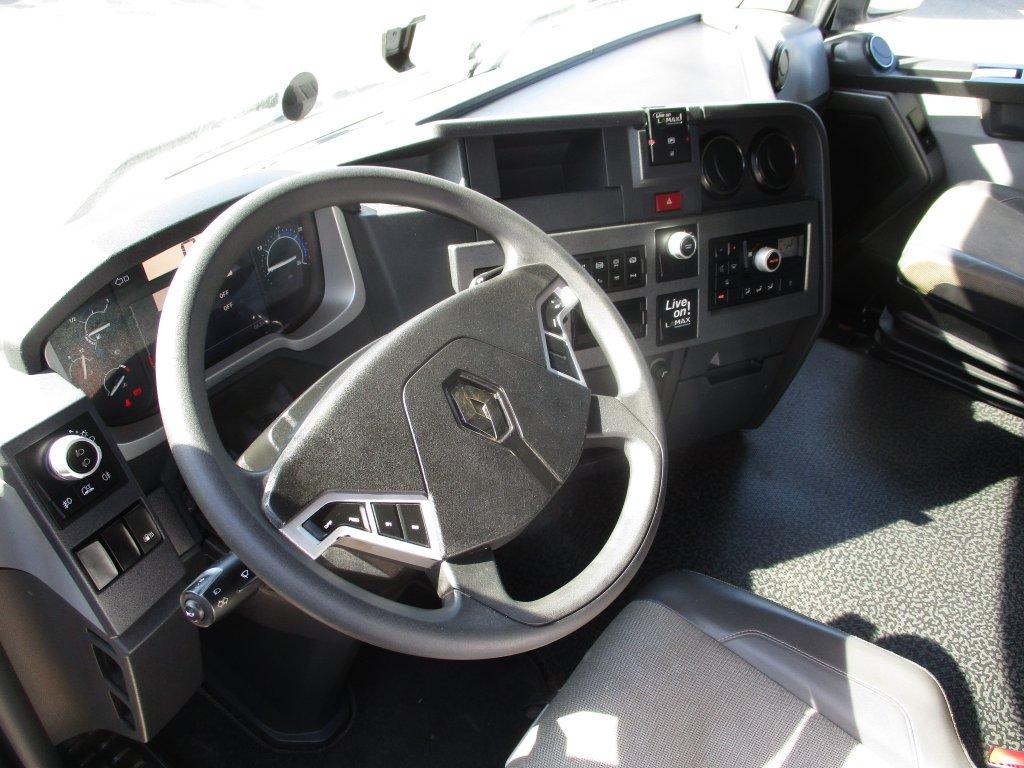 Renault  T460 EURO 6 MEGA/lowdeck
