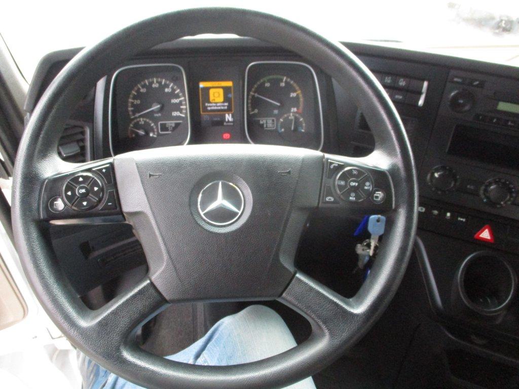 Mercedes-Benz  1845 Actros MEGA/lowdeck EURO 5