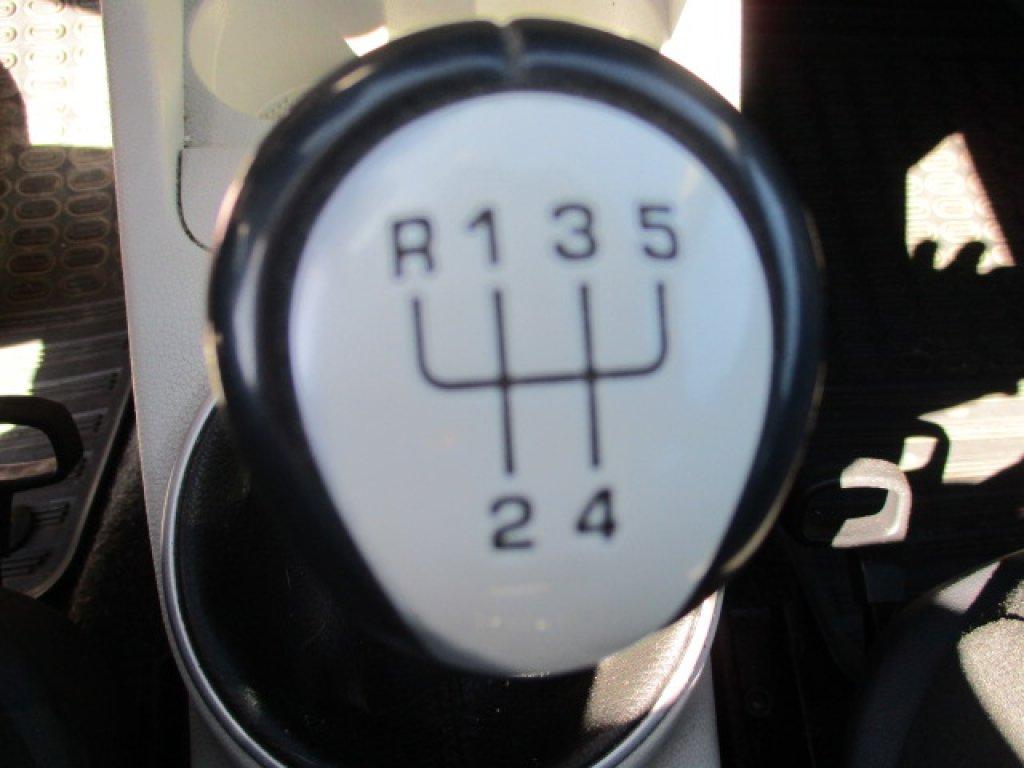 Škoda Fabia 1,2 benzín