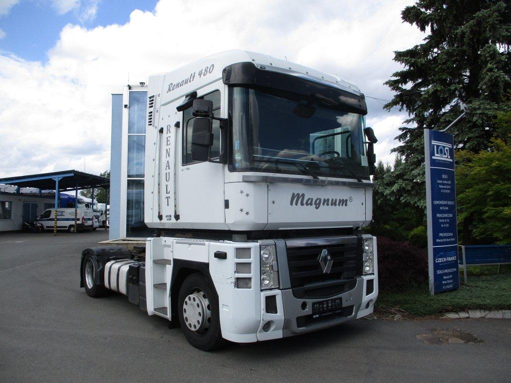 Renault  Magnum 480 DXi EEV MEGA/lowdeck