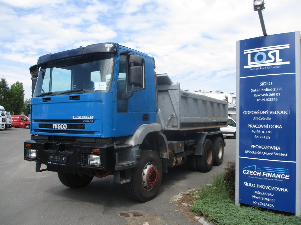 Iveco  MP260 6x6 S3 EURO 2