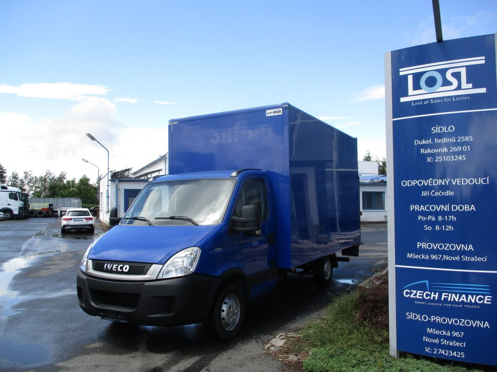 Iveco Daily 35S14 Daily EURO 5