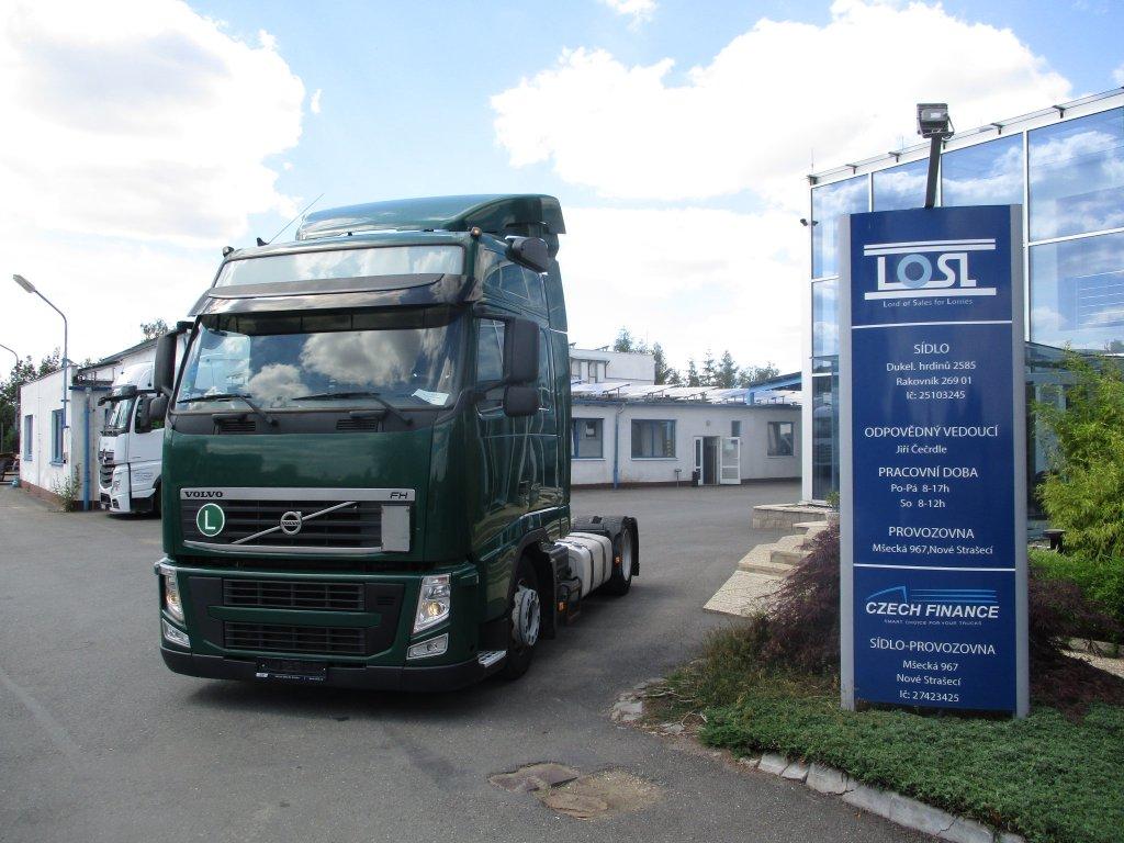 Volvo  FH13.420 MEGA/lowdeck EURO 5
