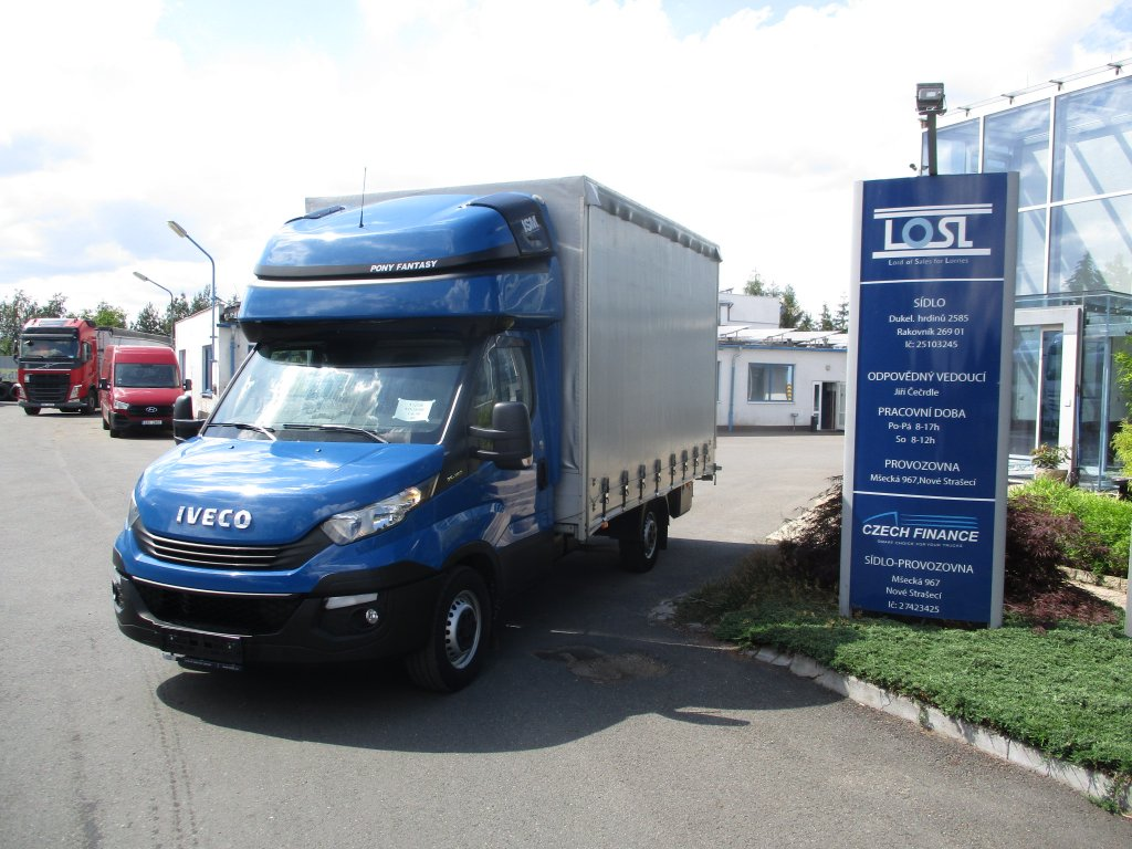 Iveco Daily 35S18, EURO 6,