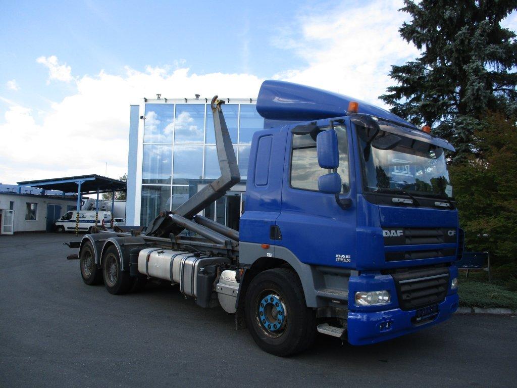DAF  CF85.460 6x4 EURO 5