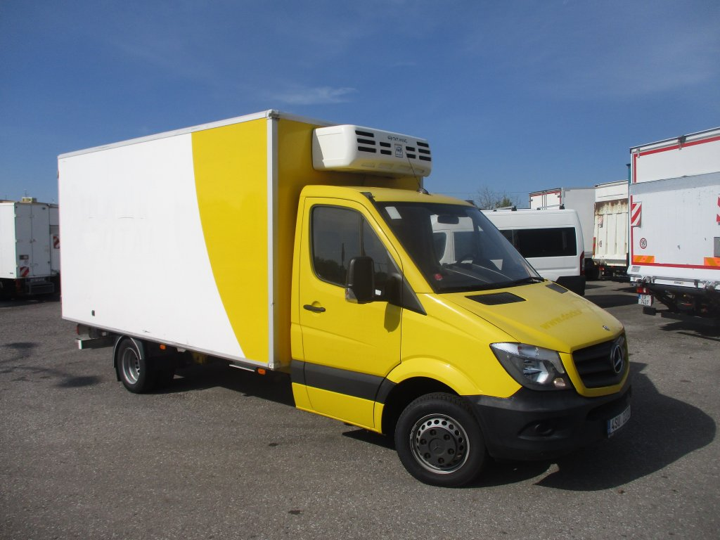 Mercedes-Benz Sprinter 513 CDi, 8 palet