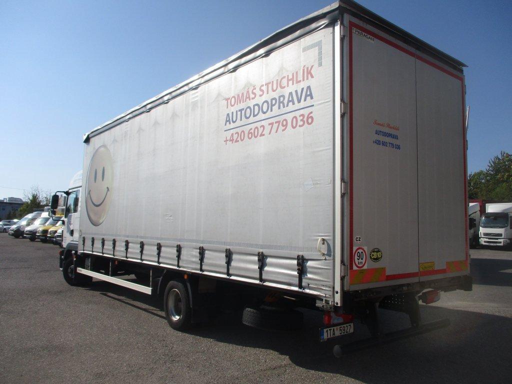MAN  TGL 12.250 Euro 6