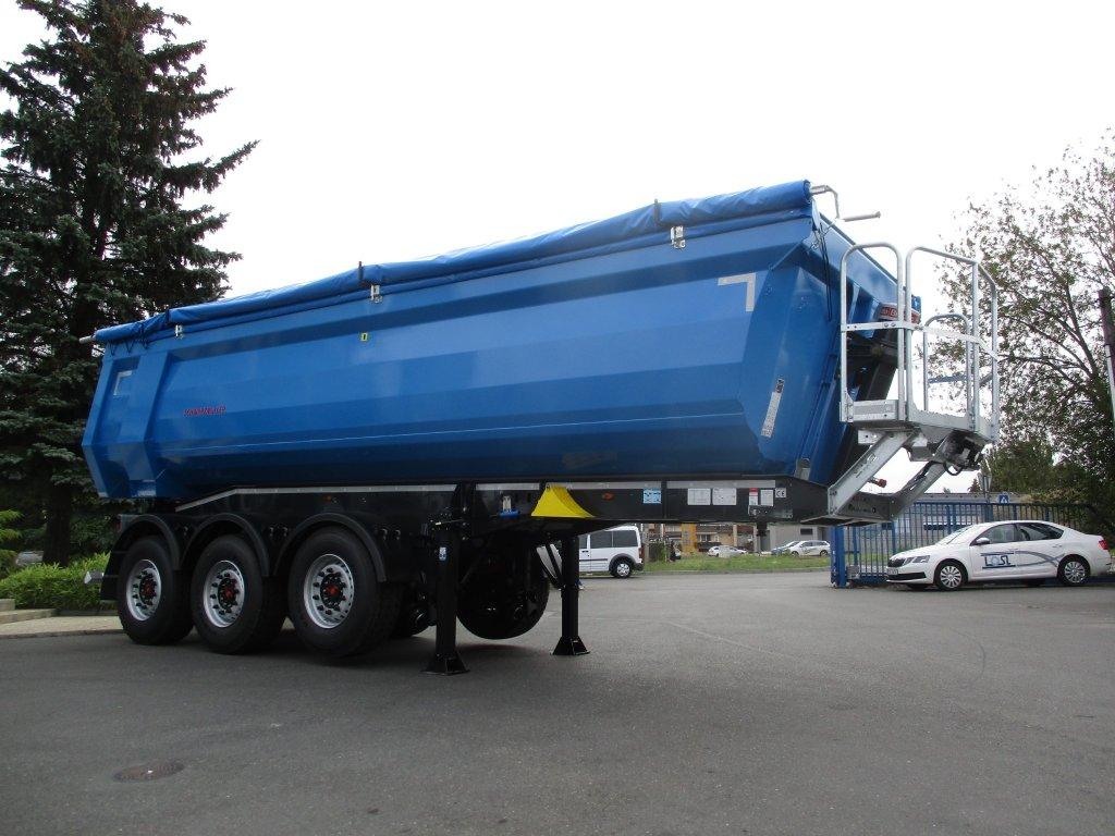 Schwarzmüller  KIS 3/E Hardox 27m³