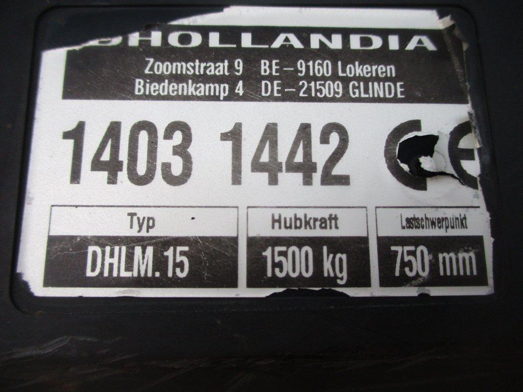 Iveco  120E25 18 palet, EURO 6