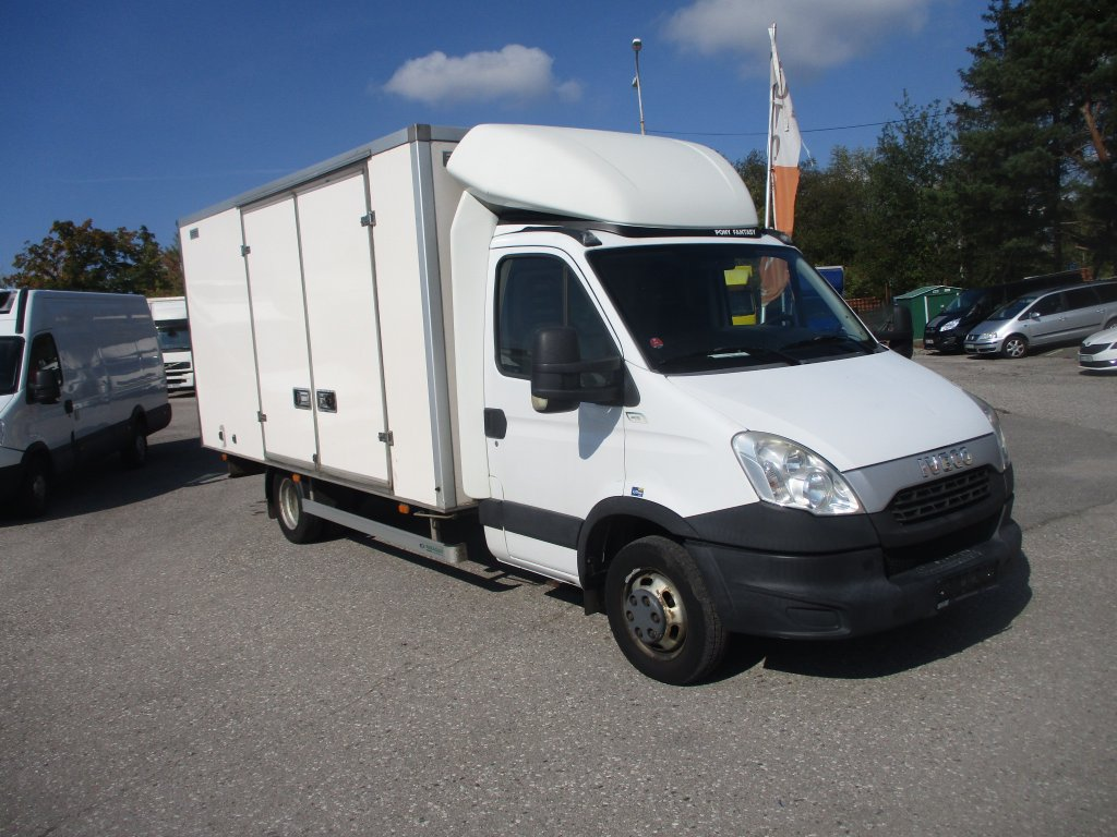 Iveco Daily 50C15 , 8 palet